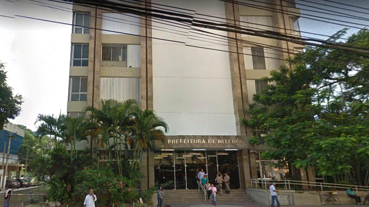 Concurso da Prefeitura de Niterói: sede do órgão