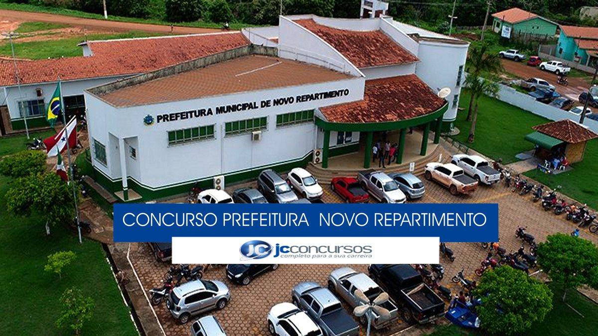 Novo Repartimento Pará fonte: jcconcursos.uol.com.br