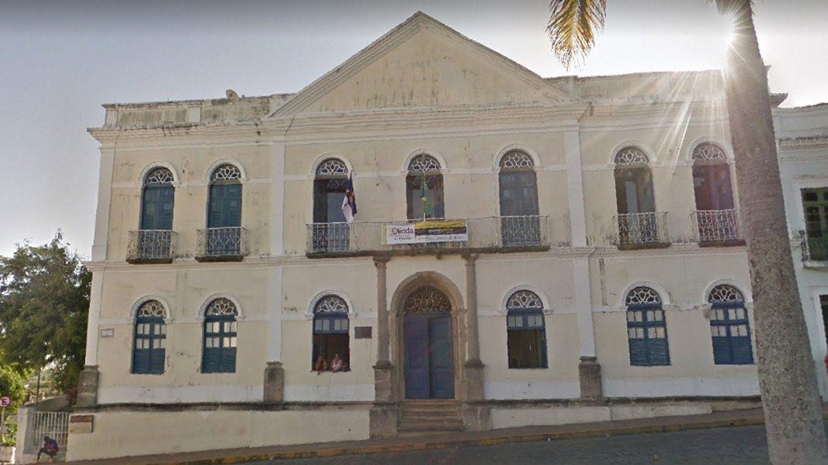 Concurso Prefeitura de Olinda - sede do Executivo