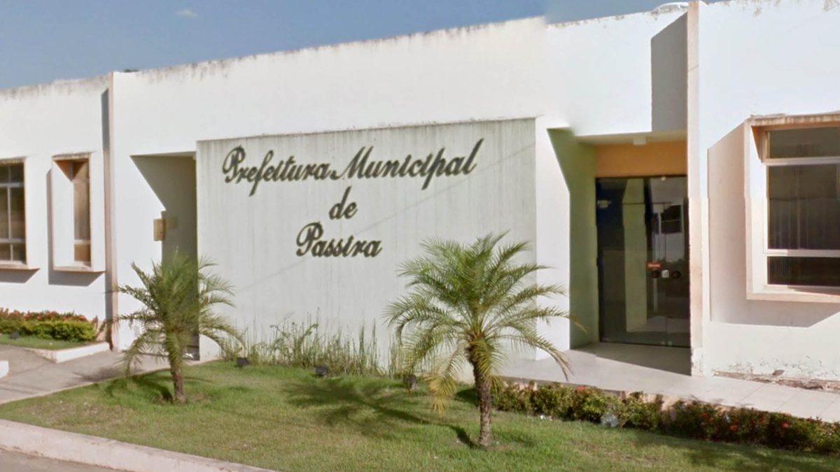 Concurso da Prefeitura de Passira: sede do órgão