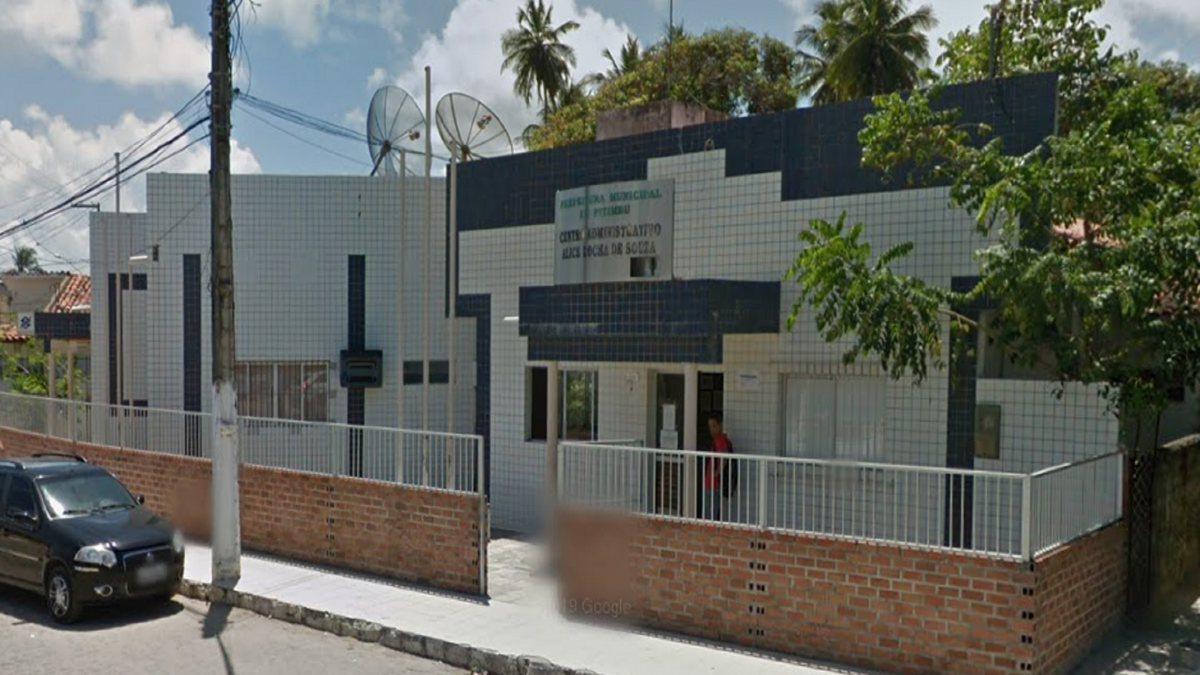 Concurso Prefeitura de Pitimbu - sede do Executivo