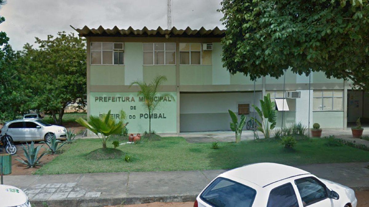 Concurso Prefeitura Ribeira do Pombal - sede do Executivo