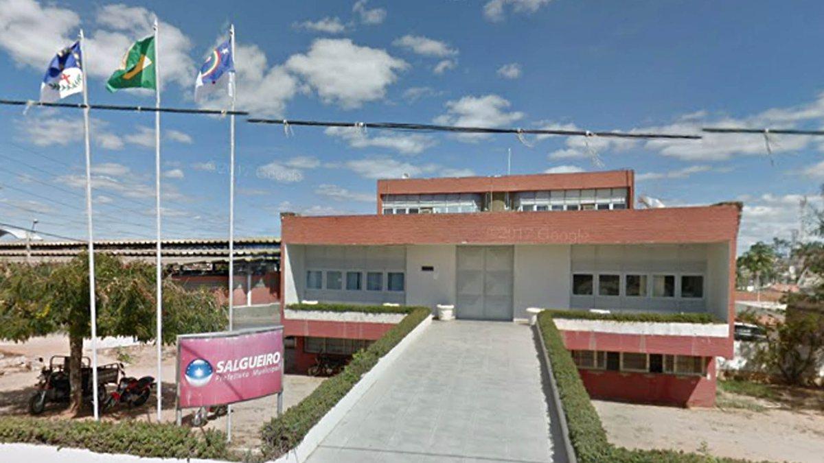 Concurso da Prefeitura de Salgueiro: sede do órgão