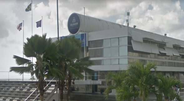 Concurso Prefeitura de Salvador - sede do Executivo - Google Street View