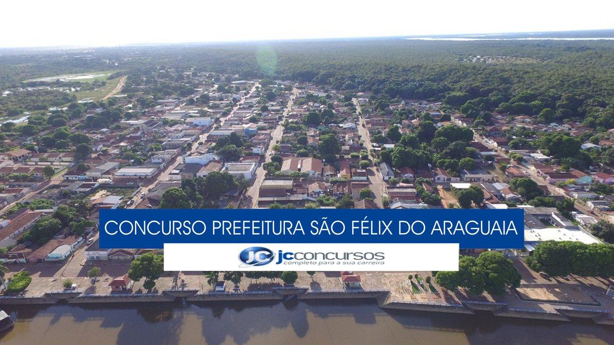 São Félix do Araguaia Mato Grosso fonte: jcconcursos.uol.com.br