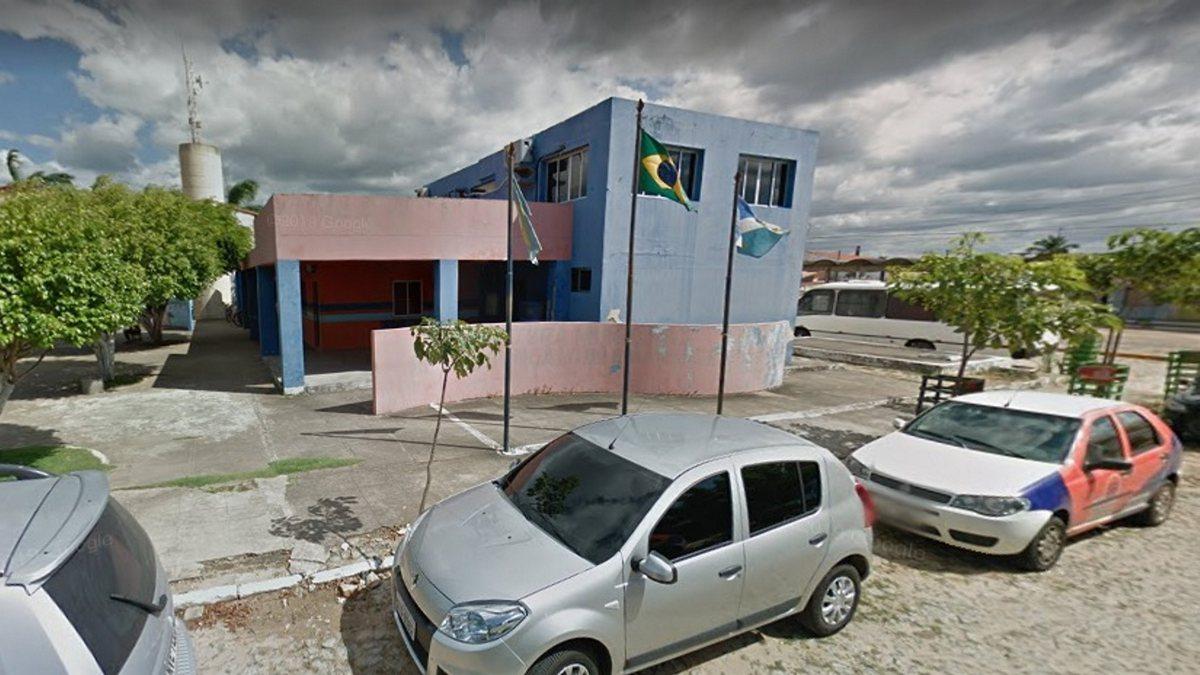 Concurso Prefeitura de São Gonçalo do Amarante - sede do Executivo
