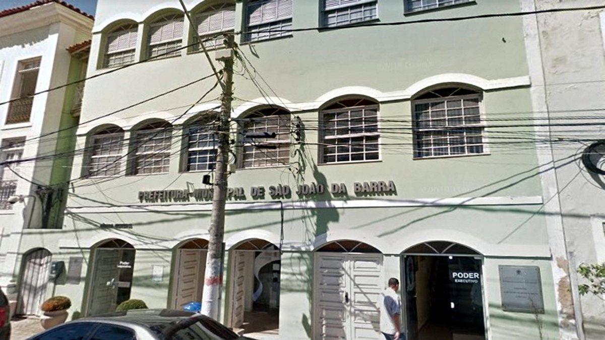 Concurso Prefeitura São João da Barra - sede do Executivo