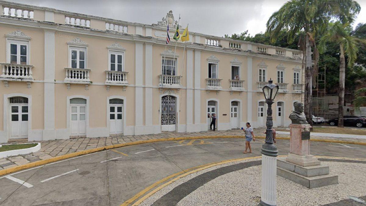 Concurso Prefeitura de São Luís - sede do Executivo