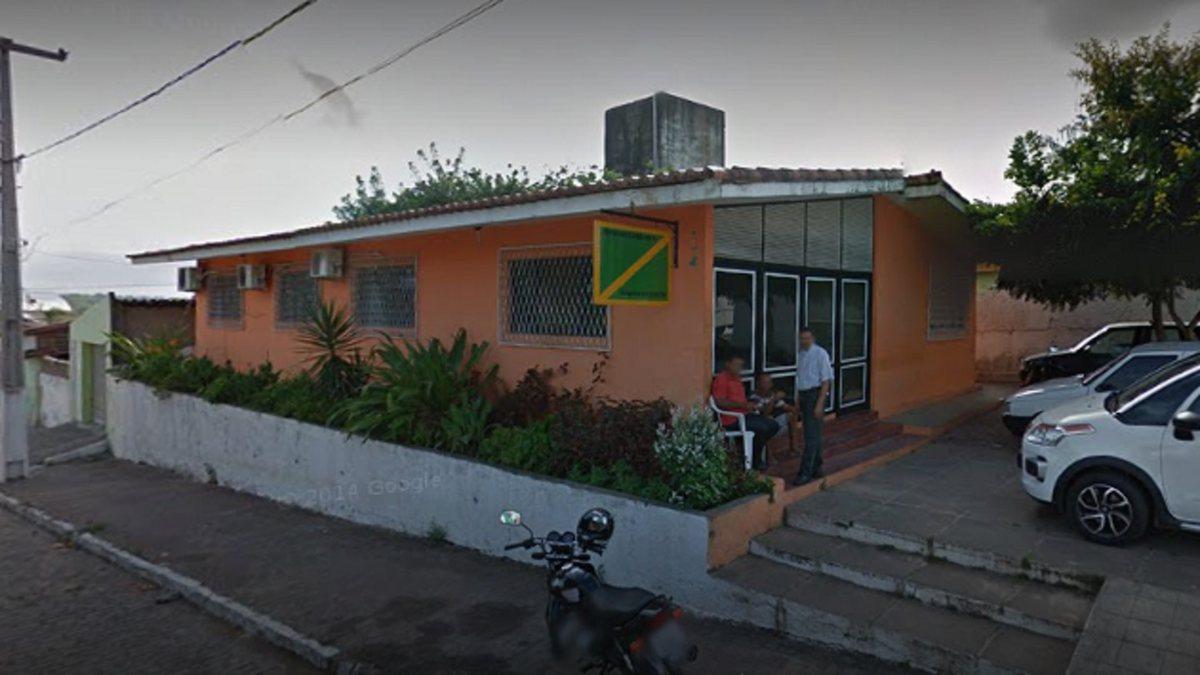 Concurso Prefeitura de São Miguel de Taipu - sede do Executivo