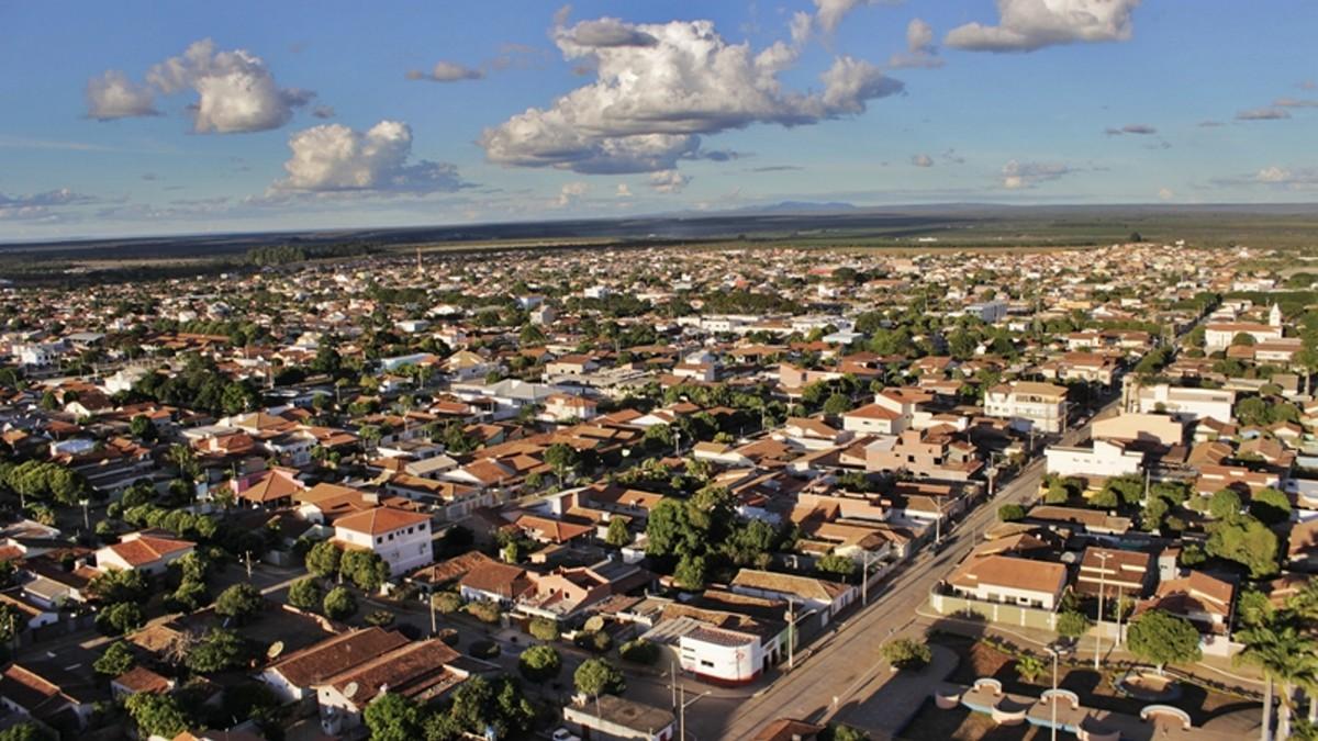 Taiobeiras Minas Gerais fonte: jcconcursos.uol.com.br