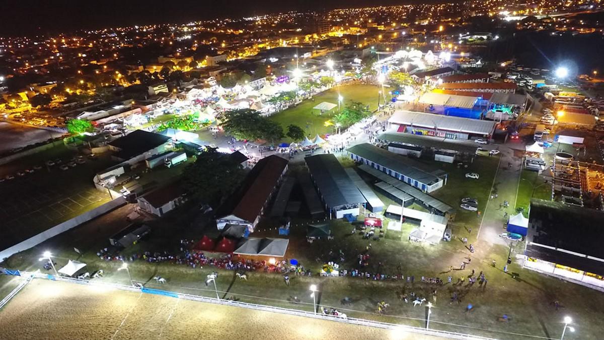 Concurso Prefeitura Teixeira de Freitas - vista aérea do município
