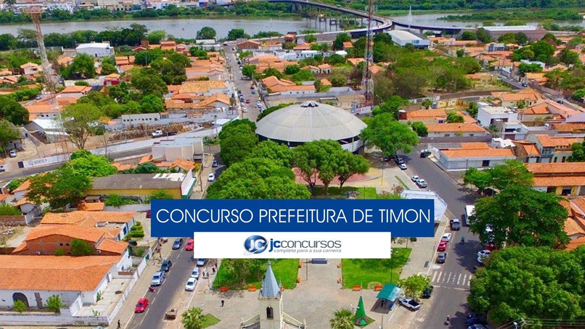Timon Maranhão fonte: jcconcursos.uol.com.br