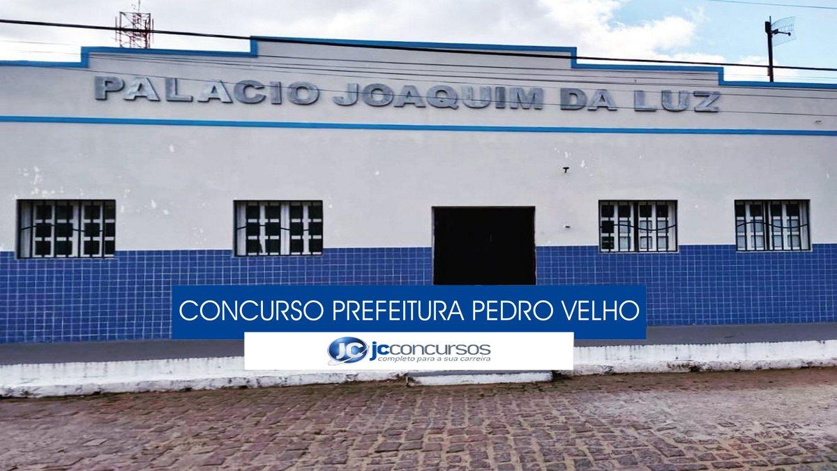 Concurso Prefeitura de Pedro Velho - sede do Executivo