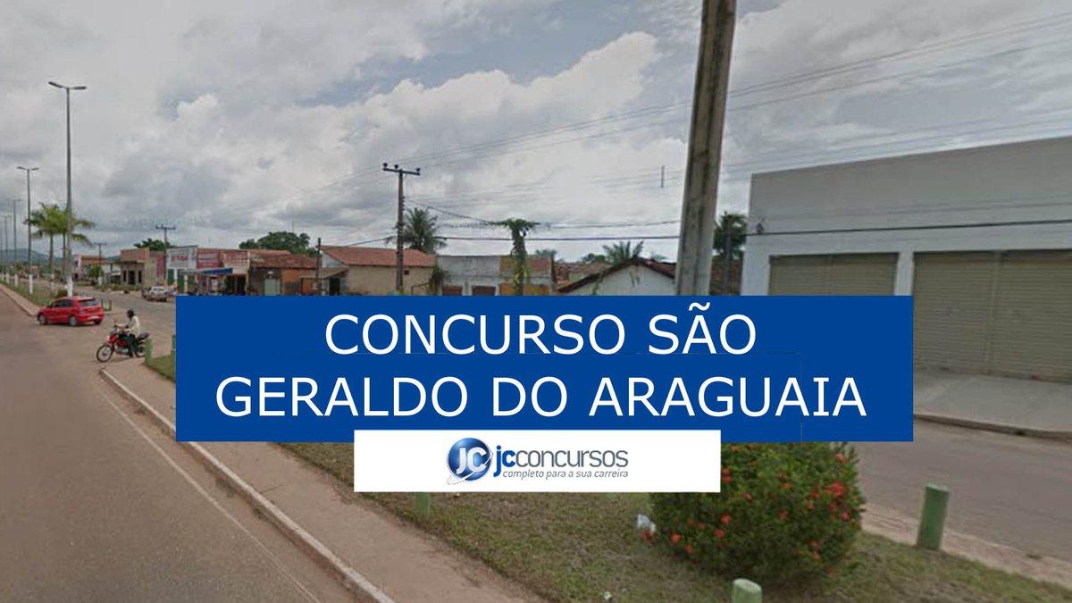 São Geraldo do Araguaia Pará fonte: jcconcursos.uol.com.br