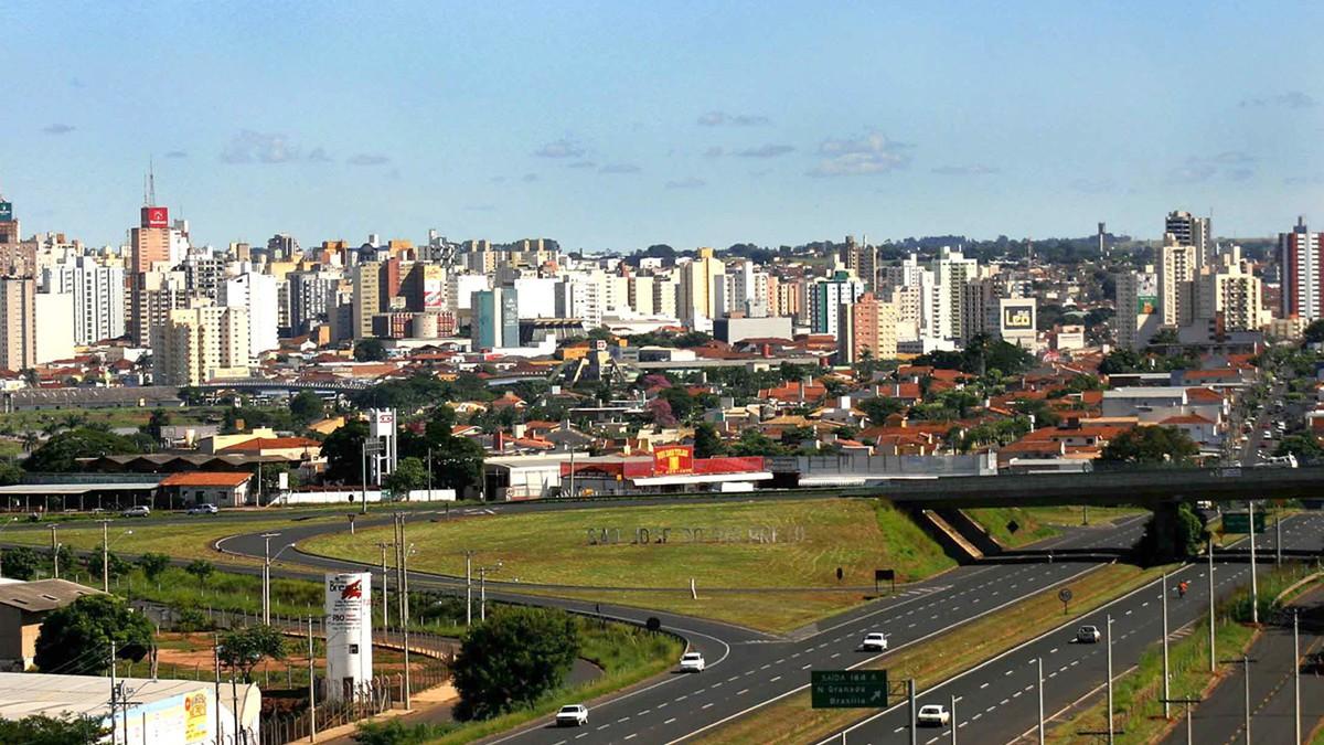 Concurso Rio Preto SP 2019: foto da cidade