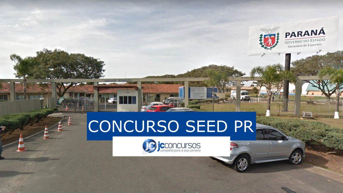 Concurso Seed PR: repartição pública de Curitiba