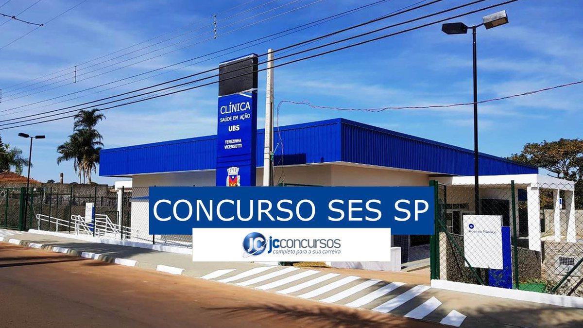 Concurso SES SP: sede da SES SP