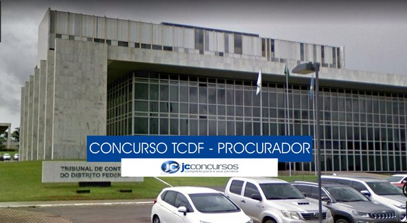 Concurso TCDF - sede do Tribunal de Contas do Distrito Federal - Google Street View
