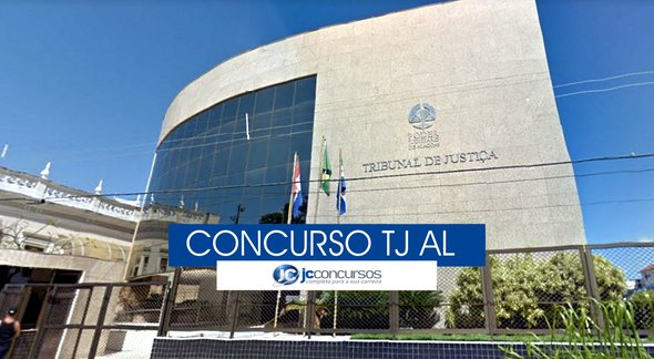 Concurso TJ AL - Sede do Tribunal de Justiça do Alagoas - Google Street View