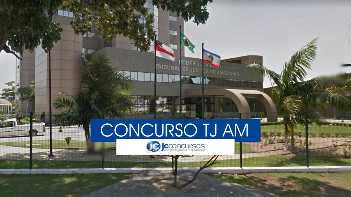 Concurso TJ AM - Sede do Tribunal de Justiça do Amazonas
