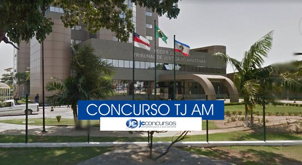 Concurso TJ AM - Sede do Tribunal de Justiça do Amazonas - Google Street View