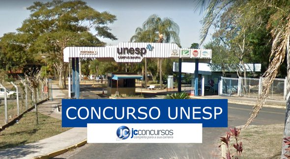 Concurso Unesp: sede do campus Bauru - Google Street View