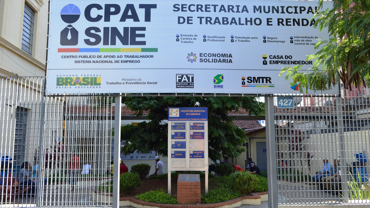 Foto do CPAT de Campinas