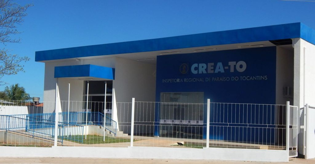 Sede do Crea TO