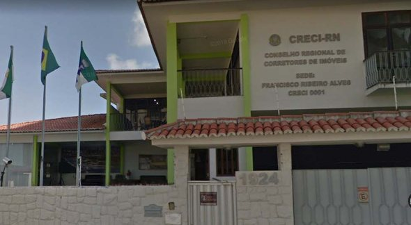 Concurso Creci 17: sede do Creci 17 - Google Maps