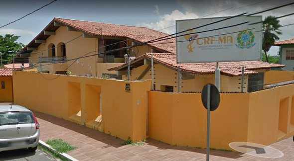 Concurso CRF MA: sede do CRF MA - Google Maps