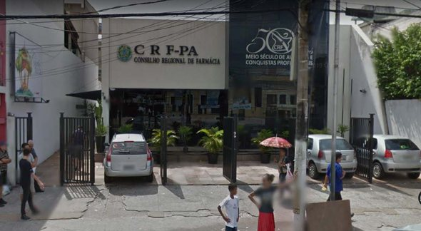 Concurso CRF PA: sede do CRF PA - Google Maps