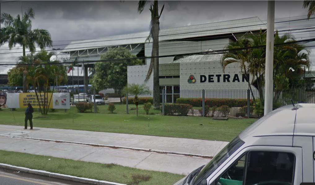concurso Detran PA: sede do Detran PA