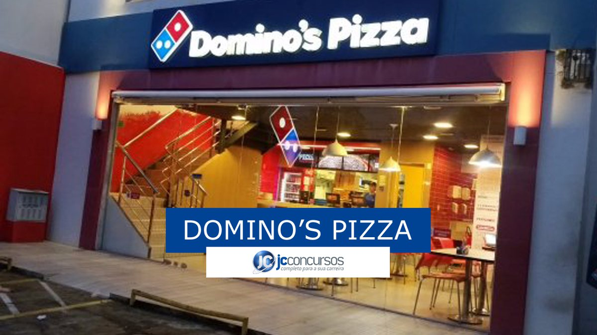 Domino Pizza Emprego