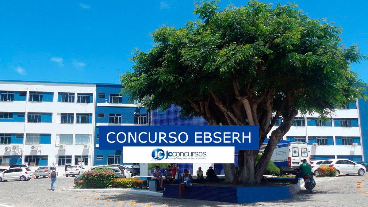 Concurso Ebserh: unidade hospitalar do Ebserh