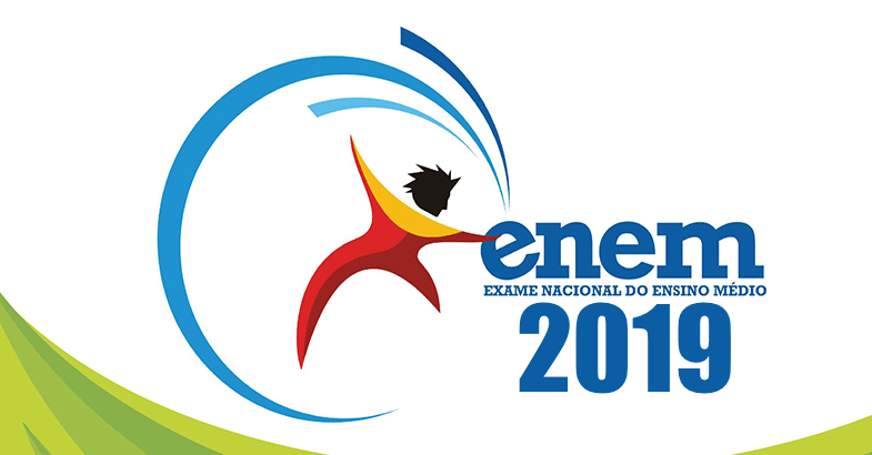 Logo do Enem 2019