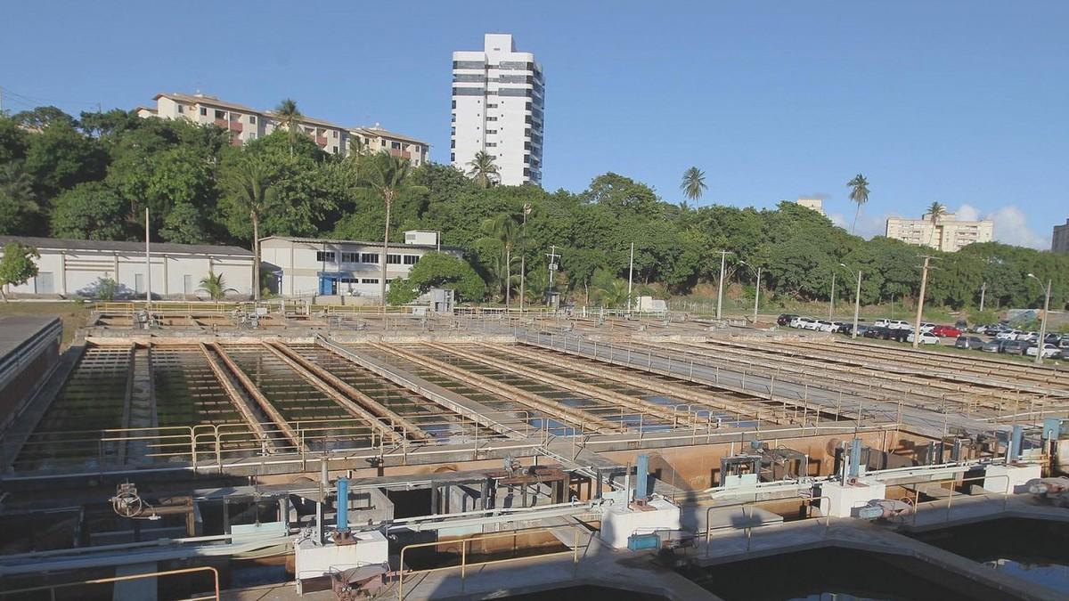 Concurso Embasa: tratamento de água na Embasa
