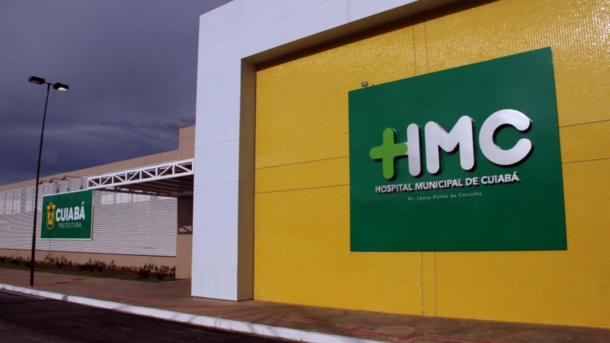 Vagas no concurso de Cuiabá são para trabalhar no Hospital Municipal Dr. Leony Palma de Carvalho