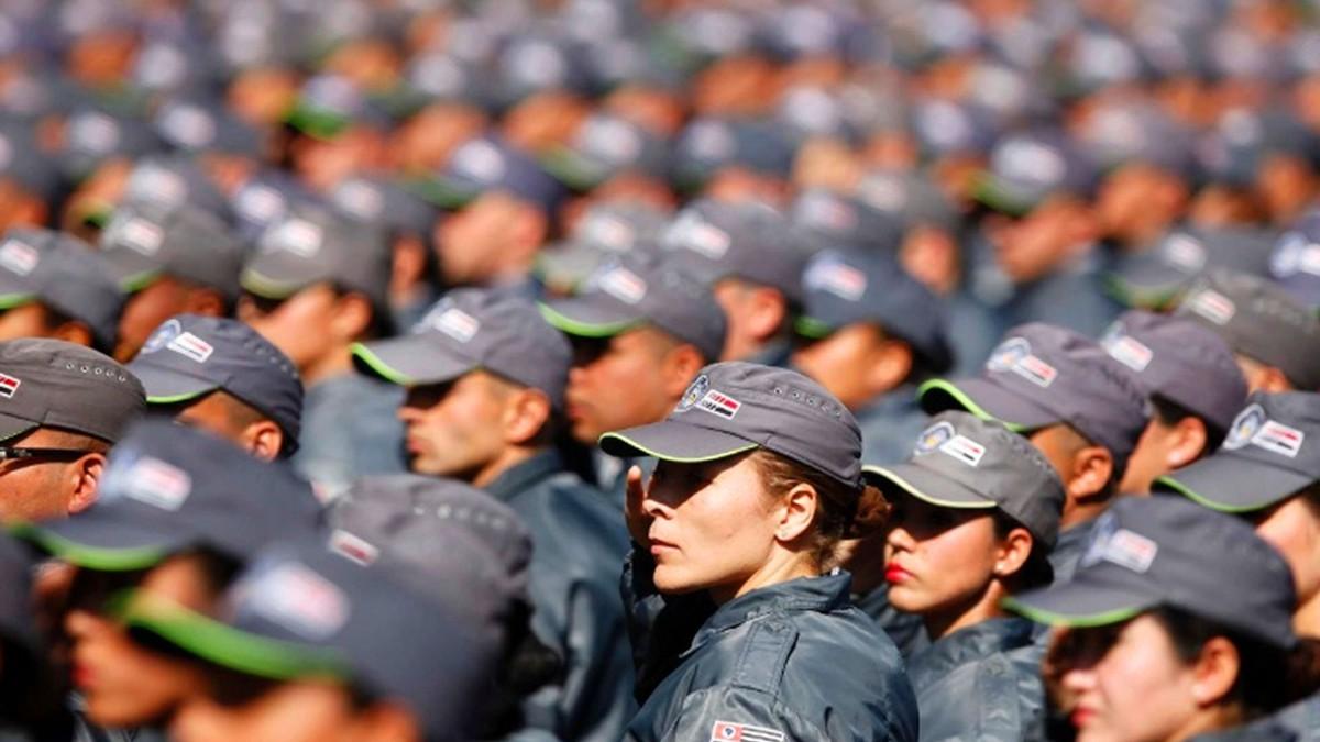 Soldados da Polícia Militar de São Paulo