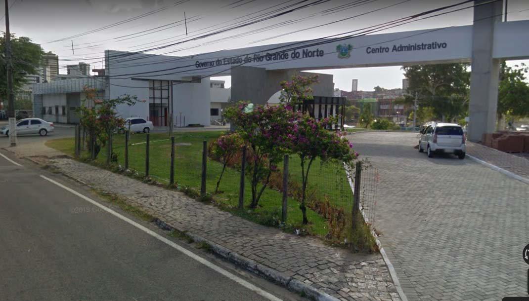 Concurso SEAP RN: sede do governo do Estado RN