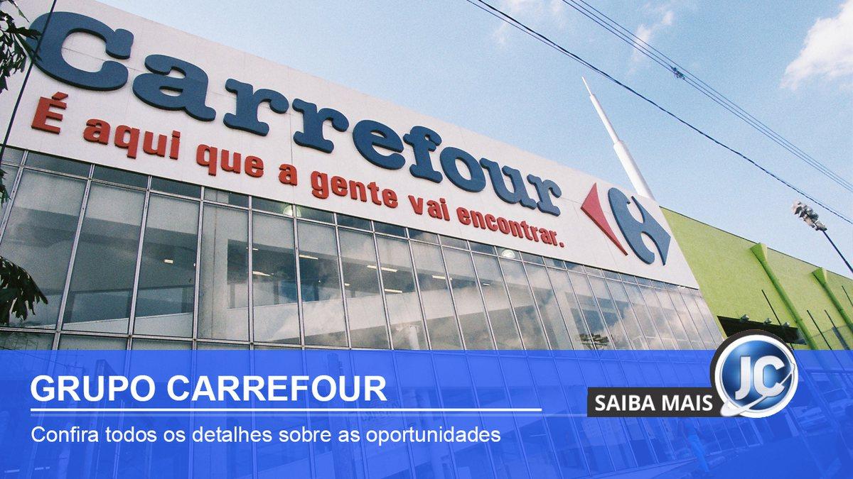 Carrefour abre 2.000 novas vagas de emprego em São Paulo