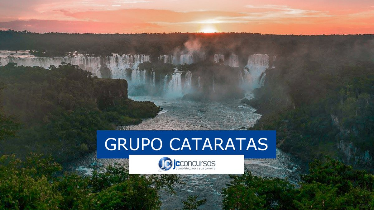 Grupo Cataratas Trainee