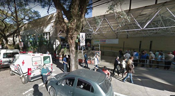 Concurso HC SP: sede do HC SP - Google Maps