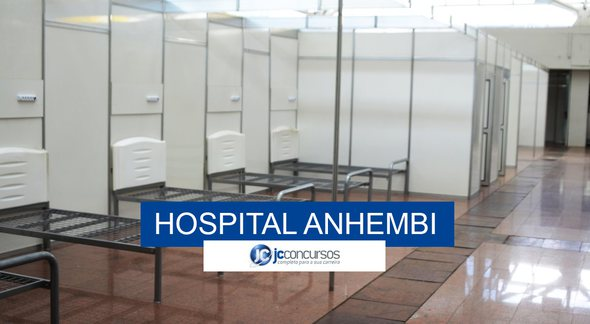 Hospital de Campanha do Anhembi - Gildson Di Souza / Secom