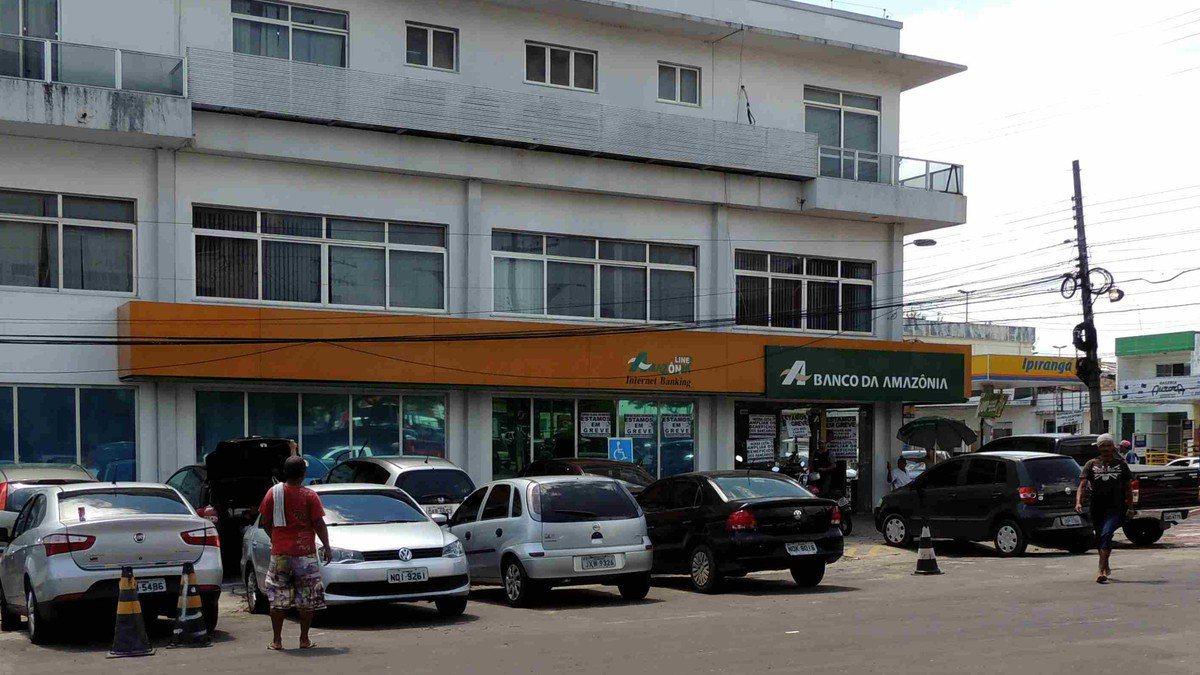 Concurso Banco da Amazônia: unidade do Banco do Amazônia