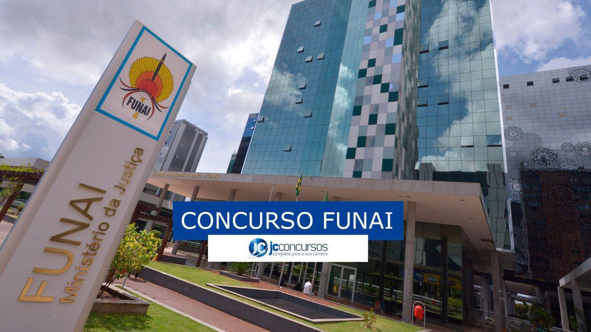 Concurso Funai: sede da Funai