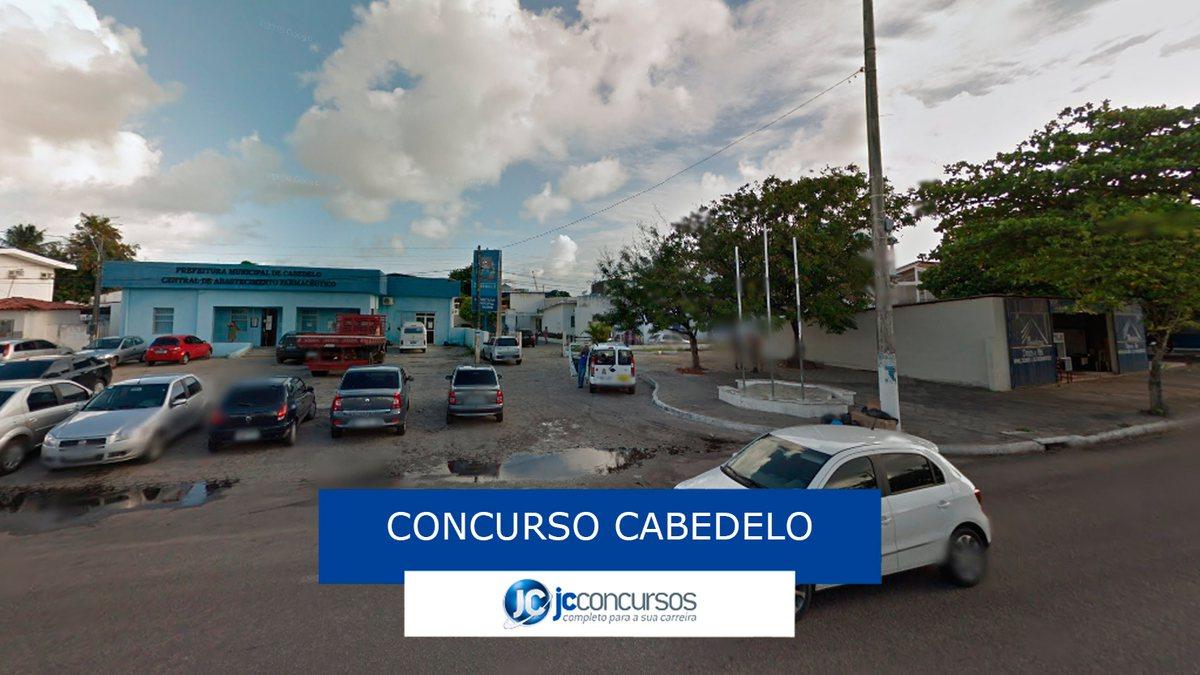 Concurso Prefeitura deCabedelo: cidade fica na Paraíba