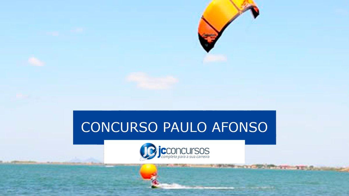 Concurso da Prefeitura de Paulo Afonso: turismo local