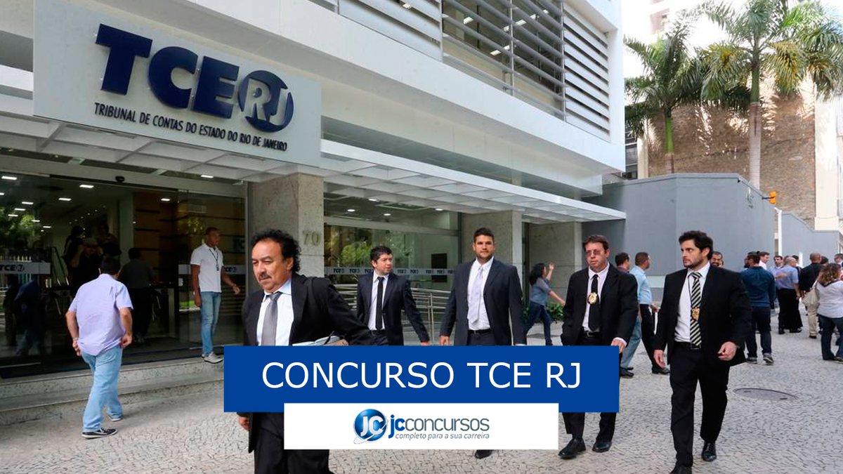 Concurso TCE RJ: vagas para analista