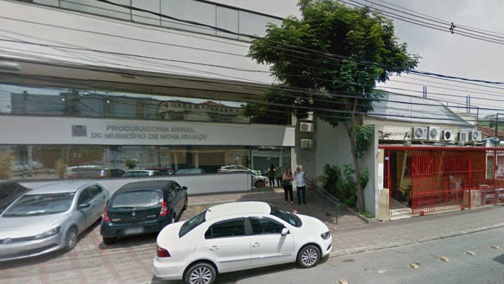Concurso Nova Iguaçu RJ: sede da Procuradoria de Nova Iguaçu