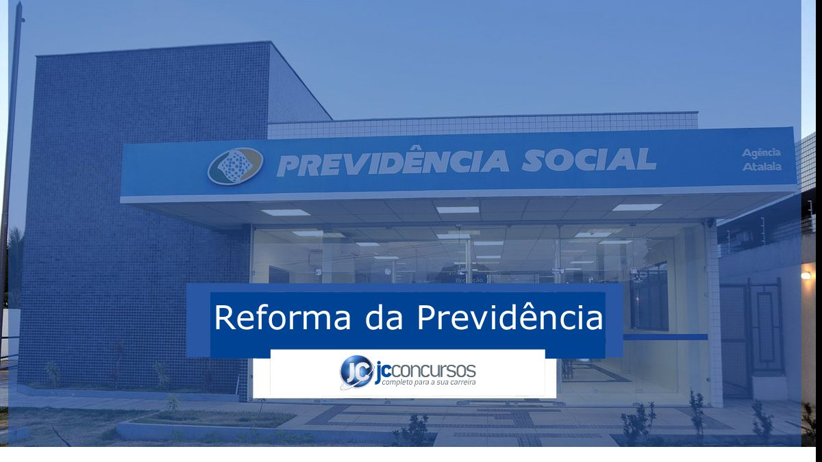 Concurso federal: unidade do INSS